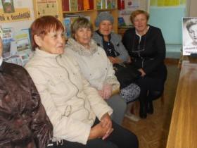 В сельской поселенческой библиотеке сельского поселения Тузлукушевский сельсовет прошел вечер театральной ночи.