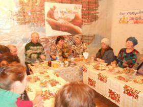14 декабря в Администрации сельского поселения прошли библиотечные  посиделки, которая  была  посвящена  Году  экологии  и прошла  под  названием  «Экология  души».